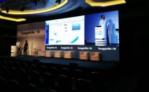 noleggio schermo a led conferenza | temporapix